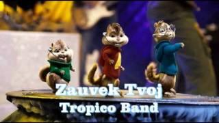 Tropico Band - Zauvek Tvoj / Тропицо Банд - Заувек Твој (Chipmunks version)