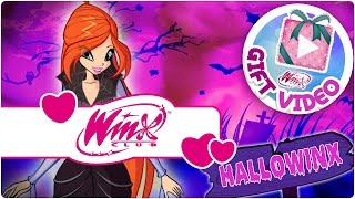 Winx Club Gift Video - Magic Halloween!