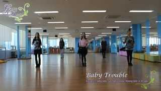 Baby Trouble Line Dance (Watch in HD)