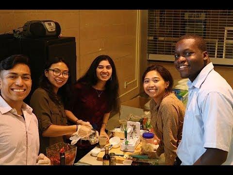 Cooking Workshop in Science Park High School w/ NJMS Lifestyle Medicine