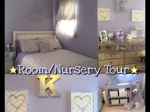 Room Tour!!! (My baby room/nursery)