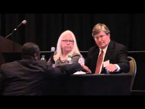 Carol Gish and Tim Matheson on Fair Housing   2015 Tennessee Fair Housing Matters Conference