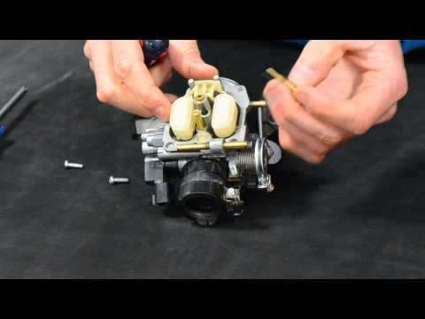 How to Jet) a Honda Ruckus carb - YouTube