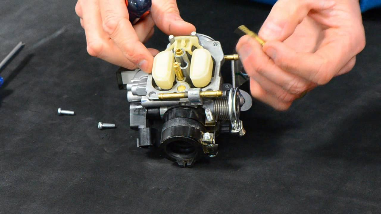 How To Jet A Honda Ruckus Carb Youtube