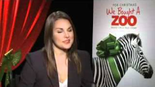 elle fanning colin ford we bought a zoo interview