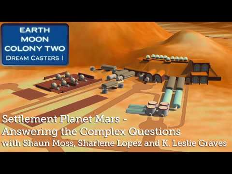 Settlement Planet Mars - Answering the Complex Questions