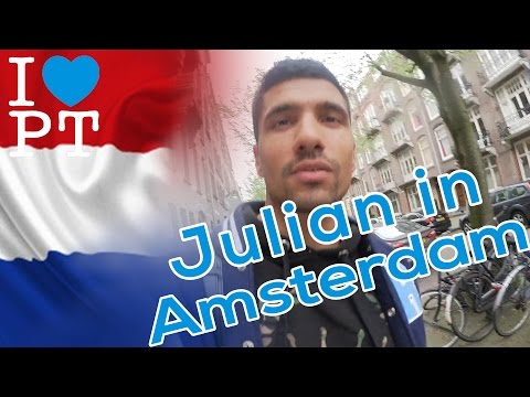 Business in Amsterdam - Julian on Tour!