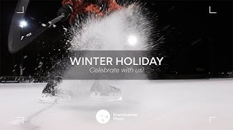 Celebrate winter holiday with us!