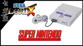 The Super Nintendo