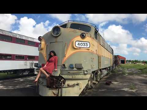 Vintage at Gold Coast Railroad Museum