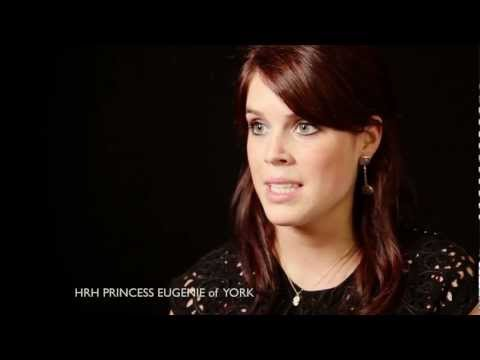 Princess Eugenie's Story