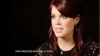 Princess Eugenie's Story