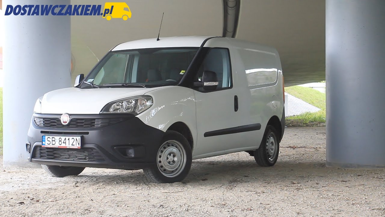 test fiat doblo cargo 1 3 multijet 90 km oszcz dny typ youtube. Black Bedroom Furniture Sets. Home Design Ideas