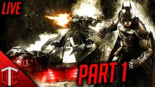 BATMAN ARKHAM KNIGHT - PART 1 - NEW BATMAN GAME COMING SOON