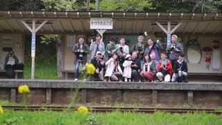 2013年4月14日礒村先生@小湊鉄道