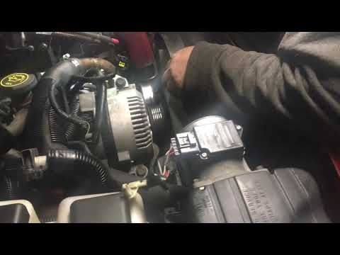 Dodge ram clutch fan removal super easy!!!