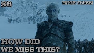 Download Huge Clue! How to defeat The Night King and Who he is! | Game of Thrones Season 8 Symbol Theory Mp3 and Videos
