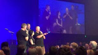 Pizza Delivery Girl Gets Big Tip Surprise at Bayside Church Conference
