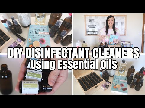 diy-essential-oils-disinfectant-sprays-|-diy-home-cleaners-100%-all-natural