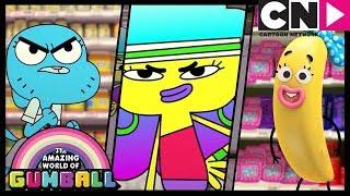 As Mães | O Incrível Mundo de Gumball | Cartoon Network