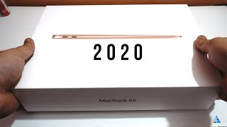 Apple Macbook Air 2020 Unboxing in Hindi and Review