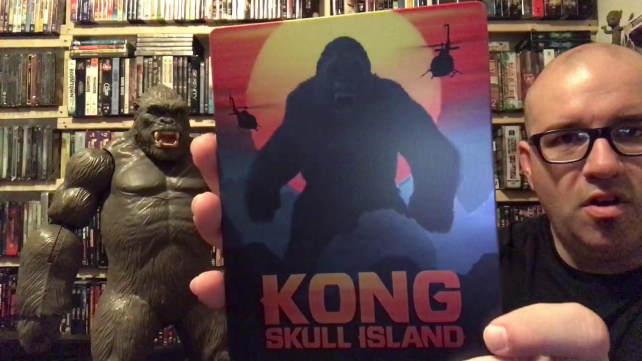Kong Skull Island Blu Ray Best Buy