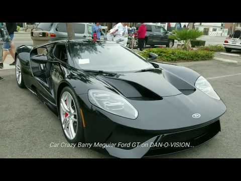 Ford GT 2018 of Barry Meguiar's