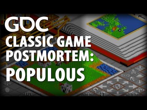 Classic Game Postmortem - Populous