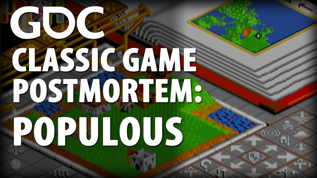 Gamasutra - Video: Peter Molyneux shares a game dev
