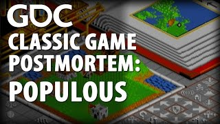 Classic Game Postmortem - Populous