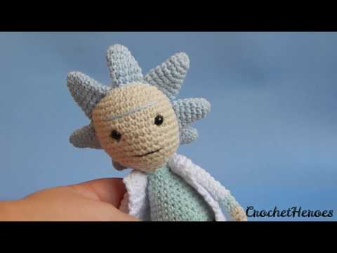 Mr. PX Plush from Rick and Morty | Free Amigurumi Patterns ... | 360x480