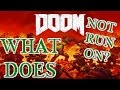But can it run Doom? A brief history of installing DOOM on everything.
