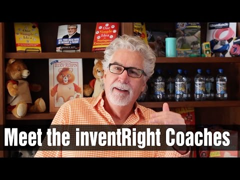 Meet the inventRight Coaches Giving Away Free Advice!