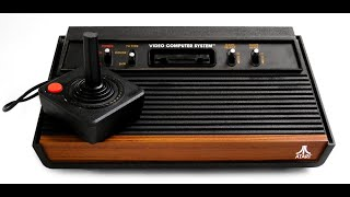 How to connect an Atari 2600 to a 4k tv