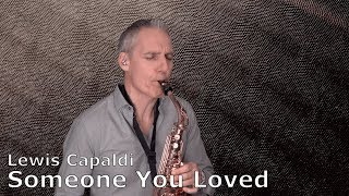 Download Mp3 Someone You Loved - Lewis Capaldi - Saxophone Cover
