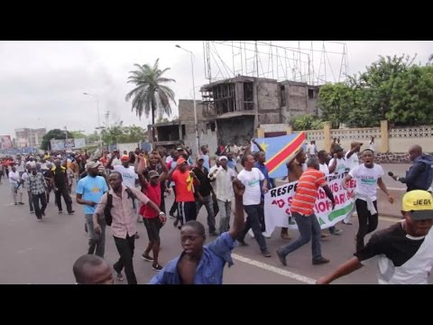 DR Congo: At least 17 dead in anti-Kabila protests