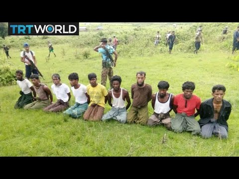 Rohingya Refugee Crisis: Details of massacre in Rakhine state released