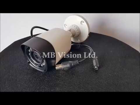 1MP HDCVI IR Bullet Camera Dahua HAC-HFW1000R-S3 ..