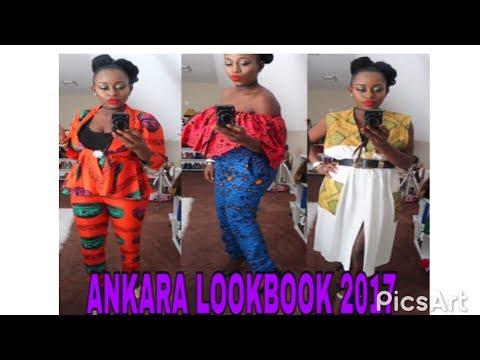 Ankara lookbook May 2017