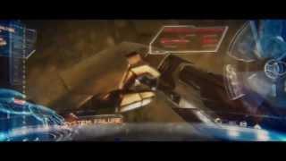 IRON MAN 3  HUD + GFX PROCESS REEL