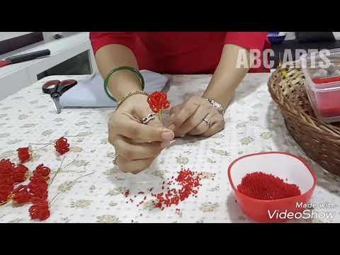 66. Beads Bonsai Tree - Home Decor