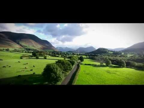 DJI Phantom 3 - Lake District