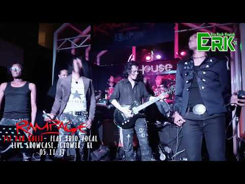 Rampage Feat Trio Vocal - Isi Dan Kulit | 05112017