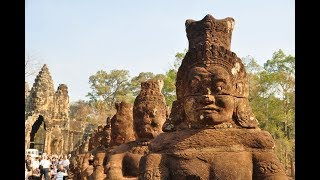 The Mysterious COLLAPSE Of The Khmer Empire