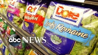 Index: Dole Recalls Bagged Salad Due to a Listeria Outbreak