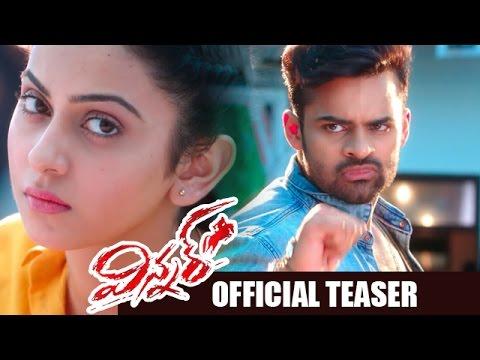 Winner Telugu Movie Teaser | Sai Dharam...