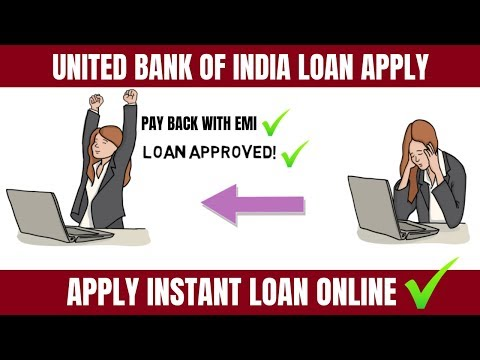 Union Bank of India Instant Loan Apply Online | How to apply personal loan in United Bank of India