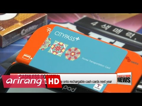Convenience stores to put change onto rechargeable cash cards next year