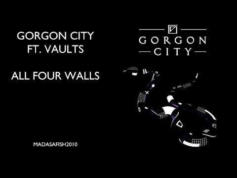 Gorgon City Ft. Vaults - All Four Walls (Original Mix) ⒽⒹ
