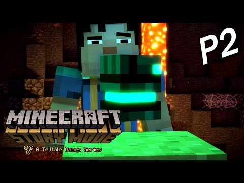 Minecraft: Story Mode - Season Two Episode 1 Part 2 - 神秘手套